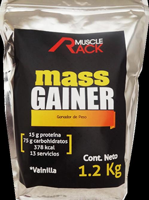 METANUTRITION MUSCLE RACK MASS GAINER  1KG
