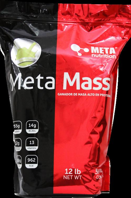 METANUTRITION META MASS 12LBS