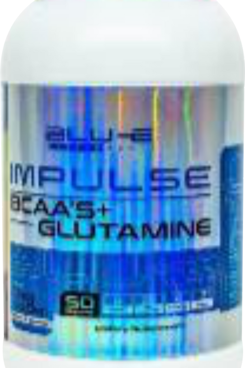 BLUE SUPPLEMENTS IMPULSE BCASS + GLUTAMINA