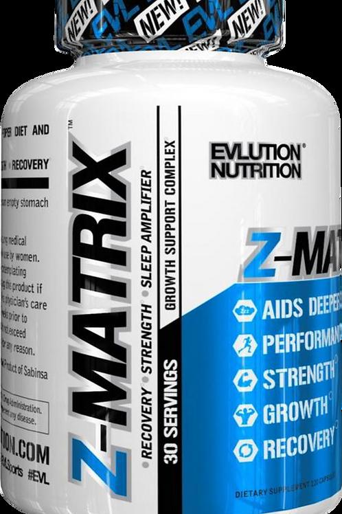 EVOLUTION NUTRITION EVL  Z-MATRIX
