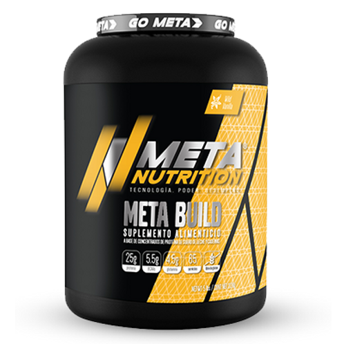 METANUTRITION META BUILD 5LBS