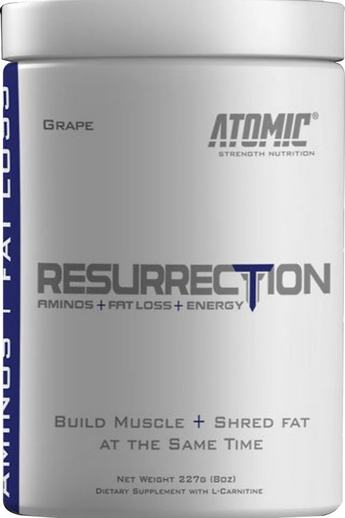 ATOMIC RESURRECTION 30 SV