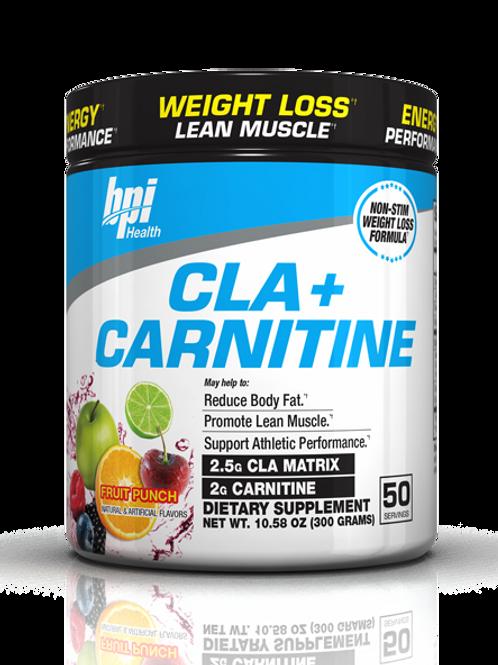 BPI SPORTS CLA +CARNITINA