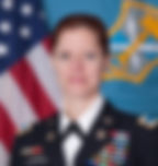 CW5 Wendy A. Wayman of US Army Intelligence and Security Command
