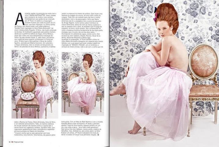 model N. MOSNA photo M. MARTINS beauty JP. TROVÓ