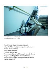 model B. BARCELOS  agency FIRST MODELS photo F. MARTÍ beauty A. MARINHO