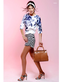 model T. NICOLETE agency FIRST MODELS photo B. BORGES beauty STUDIO W.