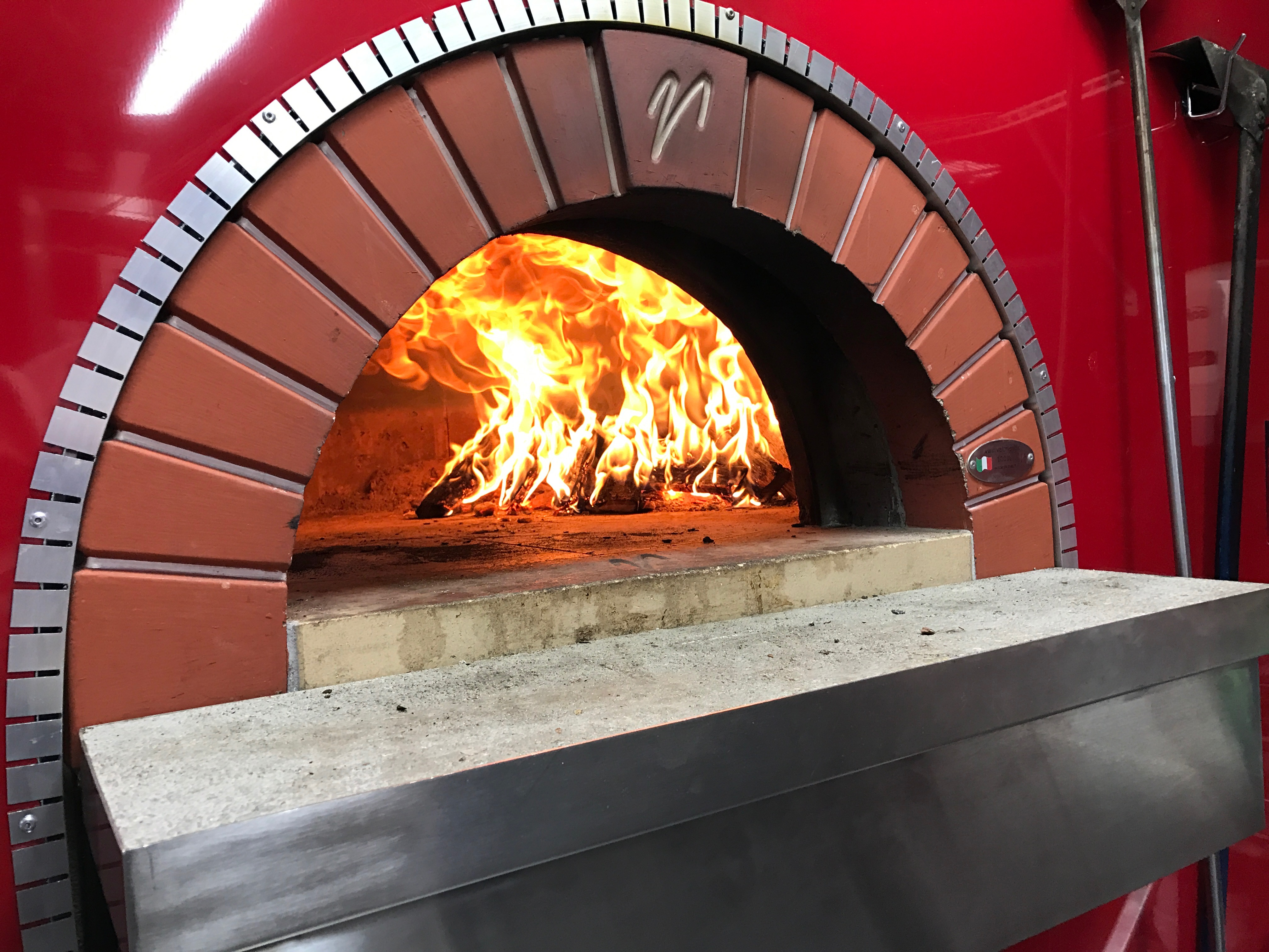 Balsamo's Pizza Wood Fired Oven