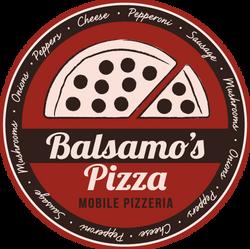 Balsamo's Pizza Logo