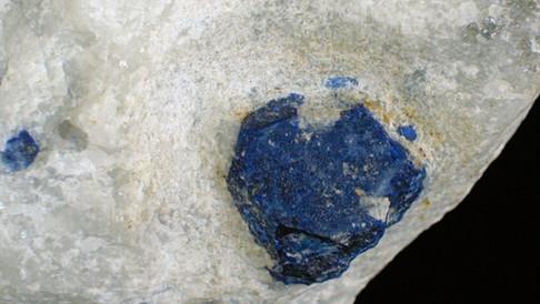 청금석 (Lazulite)
