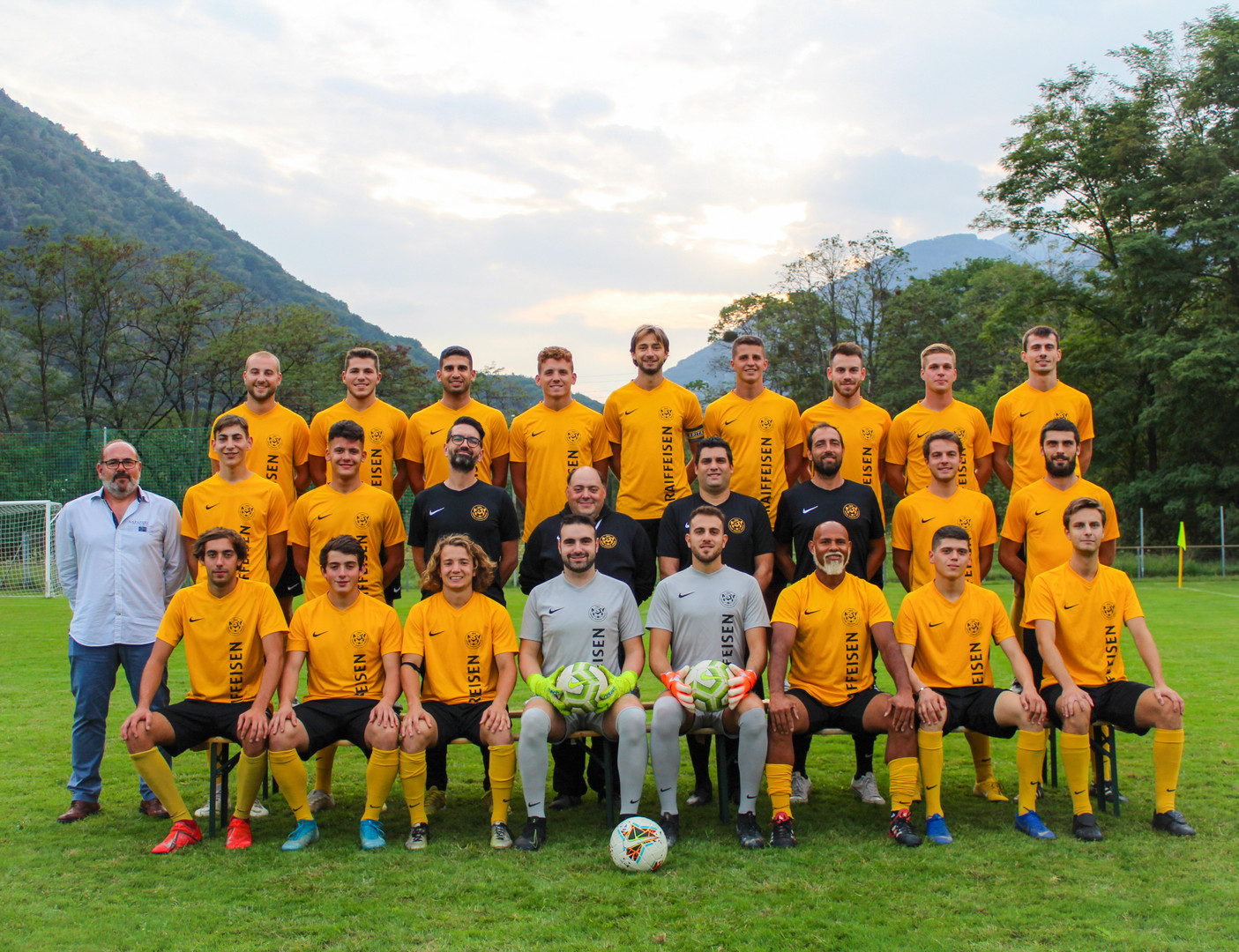 Prima squadra USV stagione 20/21