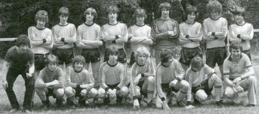 Cevio 1979, vincitori torneo Inelectra SA Locarno