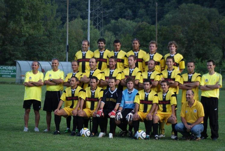 Prima squadra USV stagione 09/10