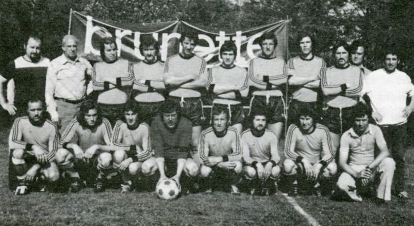1976: Campioni di gruppo e partite da infarto per l'ascesa in II divisione