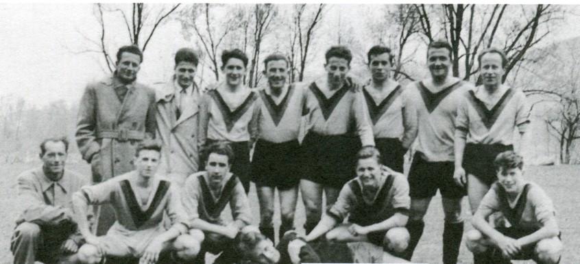 Promossi in Terza Divisione 1953-1954
