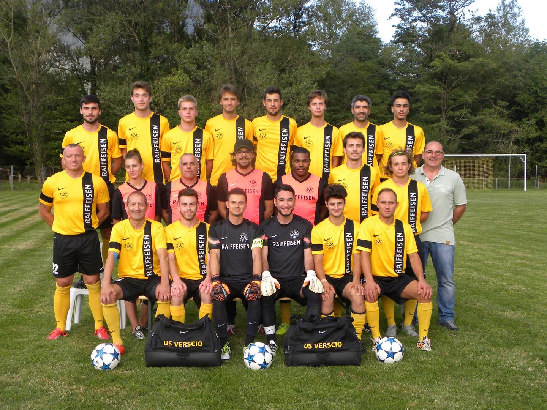 Prima squadra USV stagione 17/18
