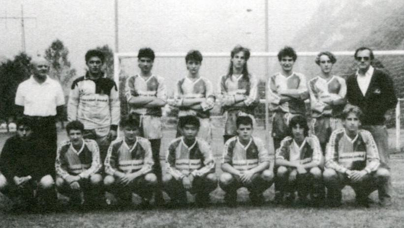 Allievi A 1989-1990