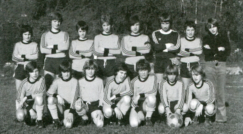 Campioni Locarnesi 1975-1976 Allievi C