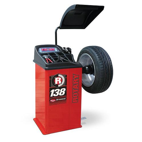 Rotary R138 | Shop 2D Wheel Balancer