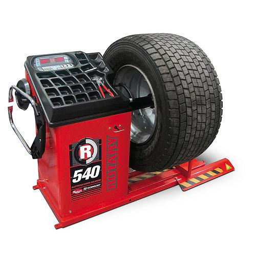 Rotary R540 | RTLD Truck 2D Wheel Balancer