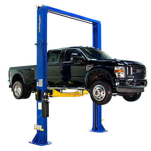 DP15 Lift Hoisting Ford Truck