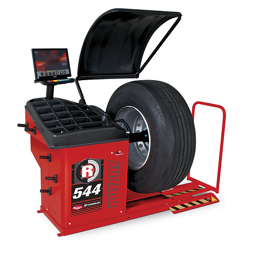 Rotary R544 | Pro Truck 2D Wheel Balancer