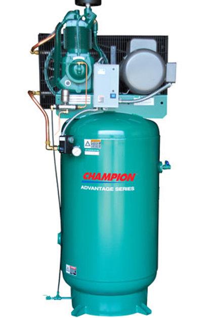 Champion VR7F-8 7.5HP 80 Gallon Vertical Advantage Series Air Compressor