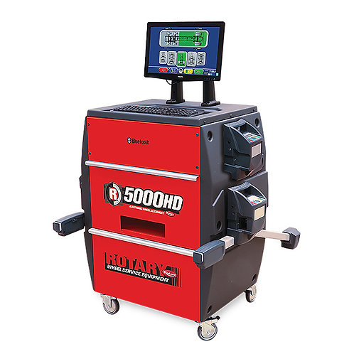 Rotary R5000HD | CTA Wheel Alignment System