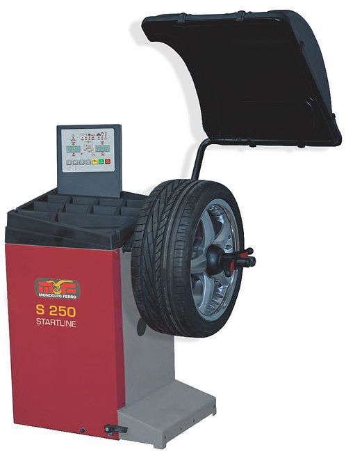 Mondolfo Ferro S250 Wheel Balancer