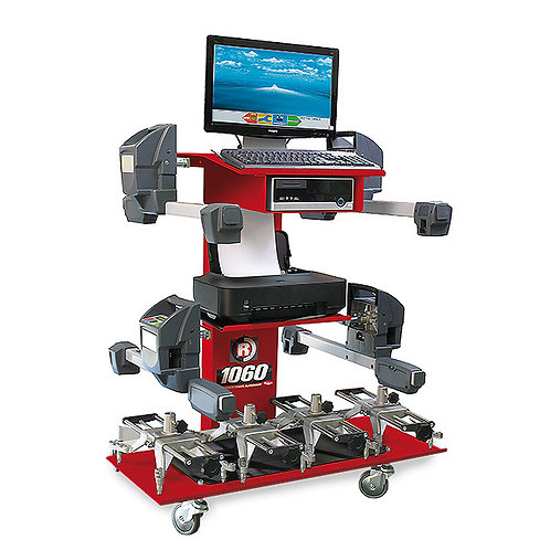 Rotary R1060 | CCD Shop Wheel Alignment System
