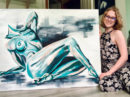 Donor feature: Sarah Courtney Art Studios