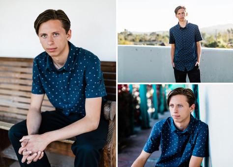 Evan // Orange County Senior Photography