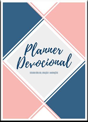Planner Devocional Cores