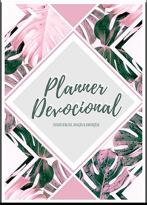 Planner Devocional Folhas