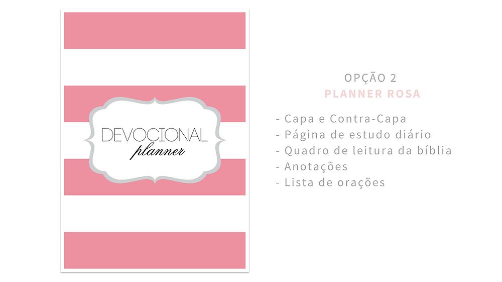 Planner Rosa