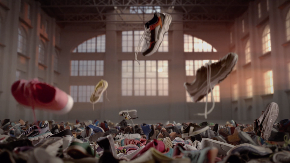 """Saucony - """"One Small Step"""""""