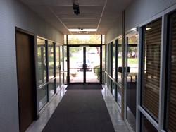 Interior Side Door Entrance