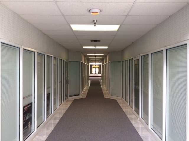 Office Suite Corridor