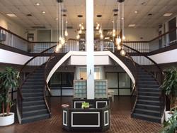 Iconic Stairway & Lighting