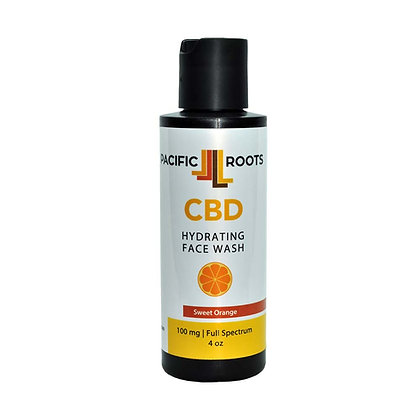 100mg Full Spectrum CBD Hydrating Face Wash
