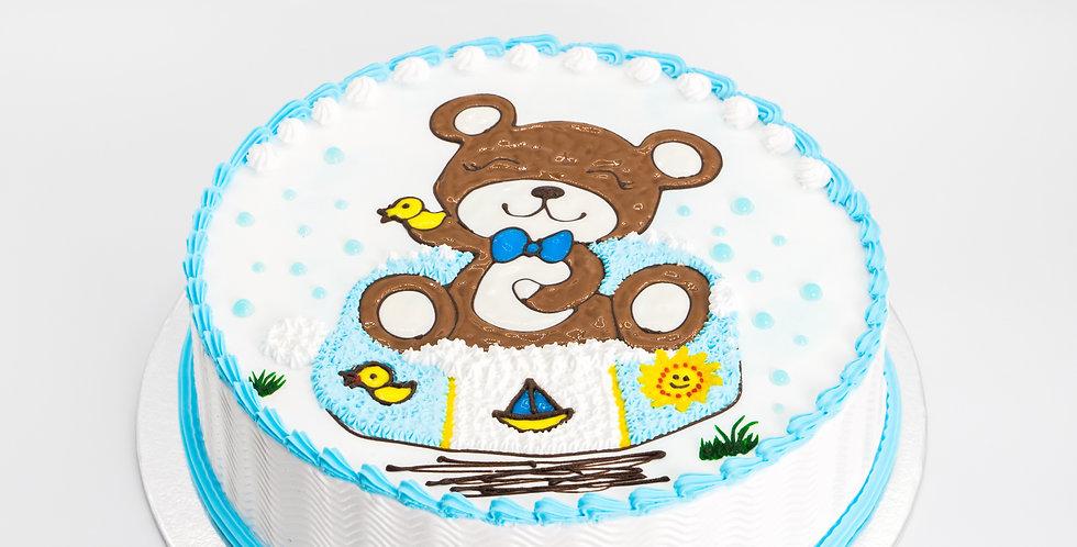 Bubbly Bear