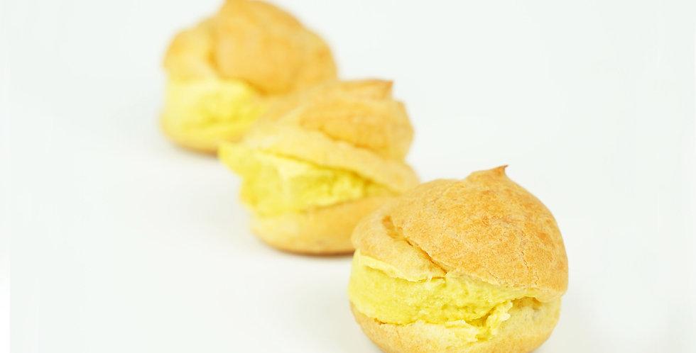 Durian Puffs Box of 12