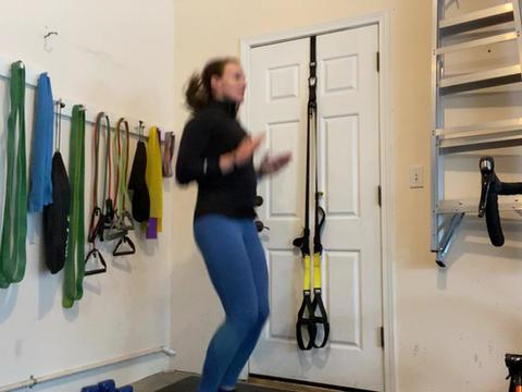 Tuck Jumps