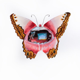 Part of Butterfly Kisses series