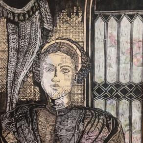 Ethel Almond Roberts, (Wilburn), 1894-1932