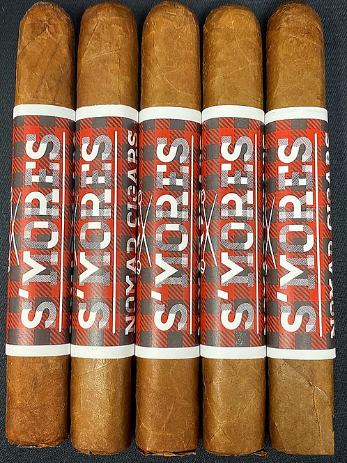 Nomad S'mores 2020