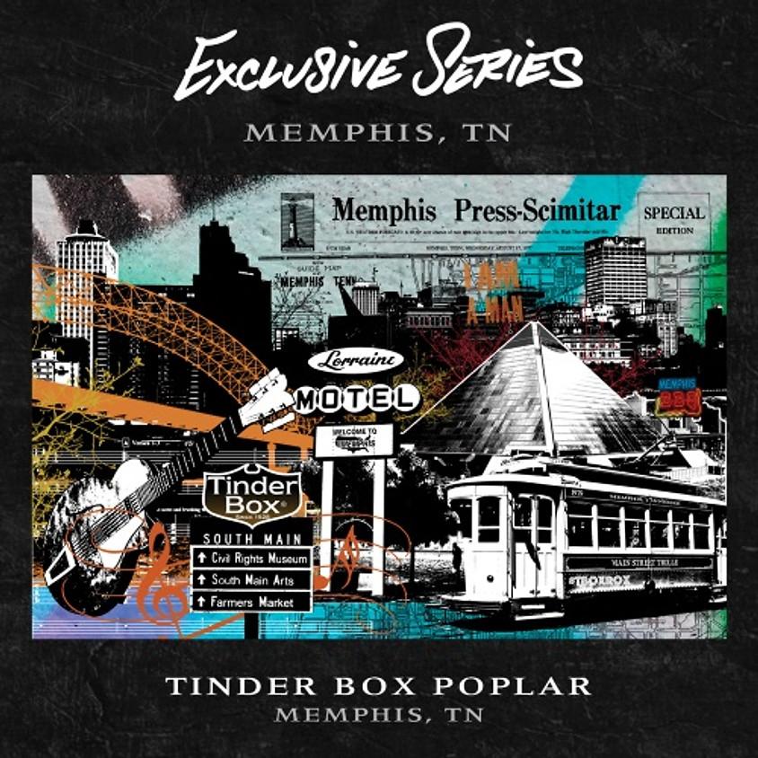 Zino Platinum Memphis Exclusive Event