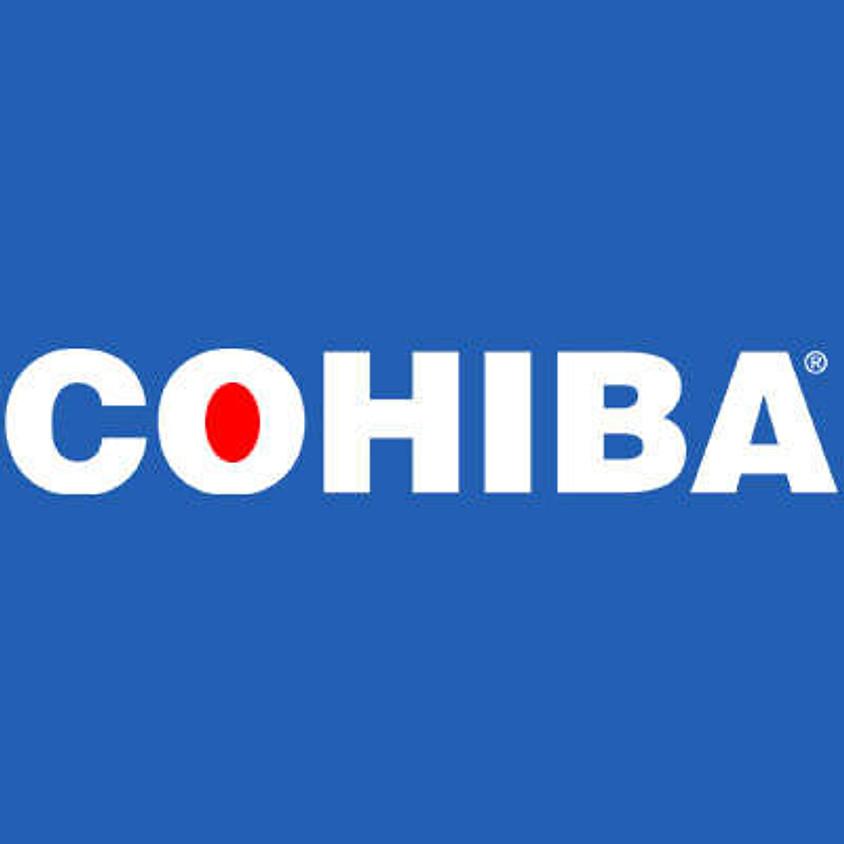 Tuesday tasting with Cohiba