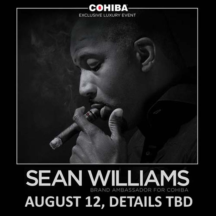 Cohiba Event with Sean Williams