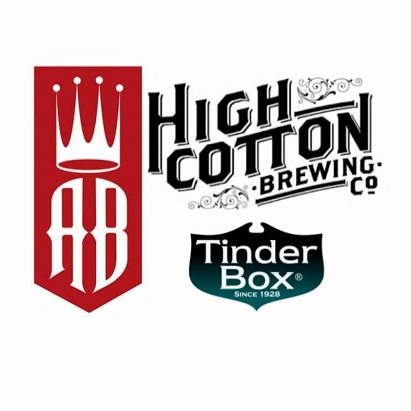 Alec Bradley and High Cotton Brewing Co. Event